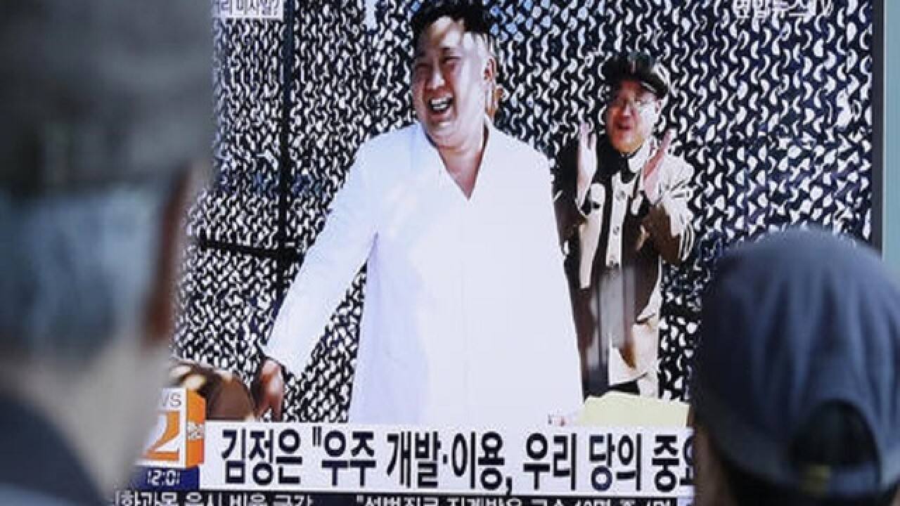 North Korea says it successfully ground tests new rocket engine