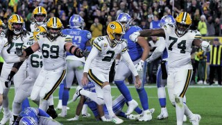 Mason_Crosby_Detroit Lions v Green Bay Packers