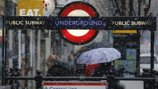 London closes dozens of stations on the Underground as virus spreads throughout the city