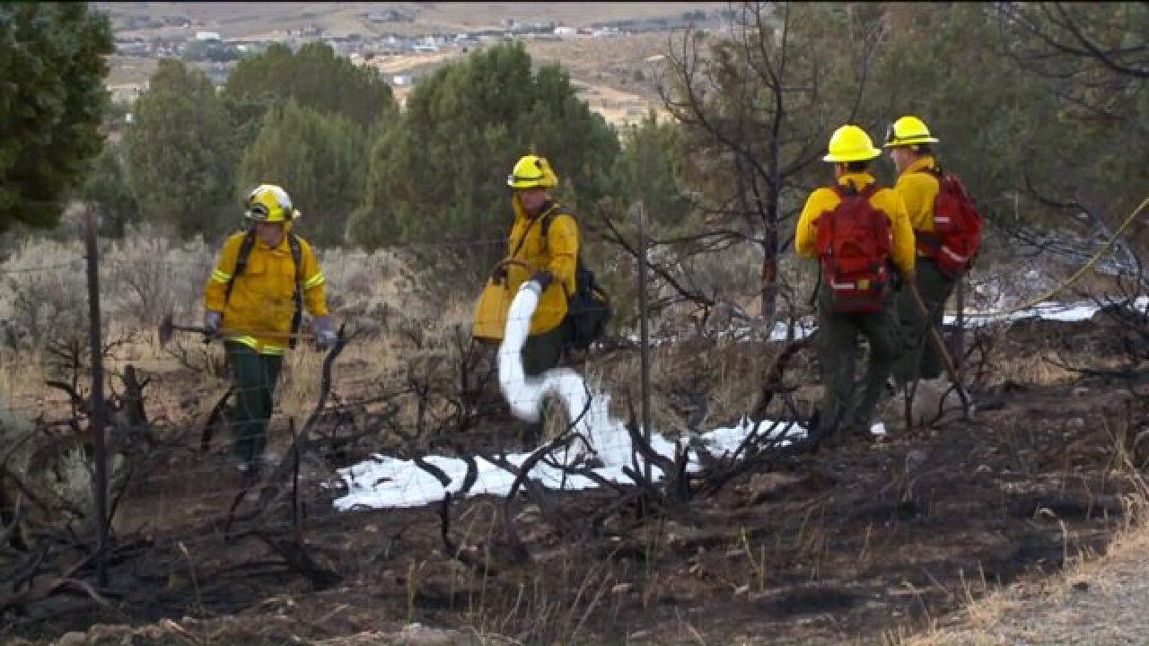 Fire watchers predict average fire season inUtah
