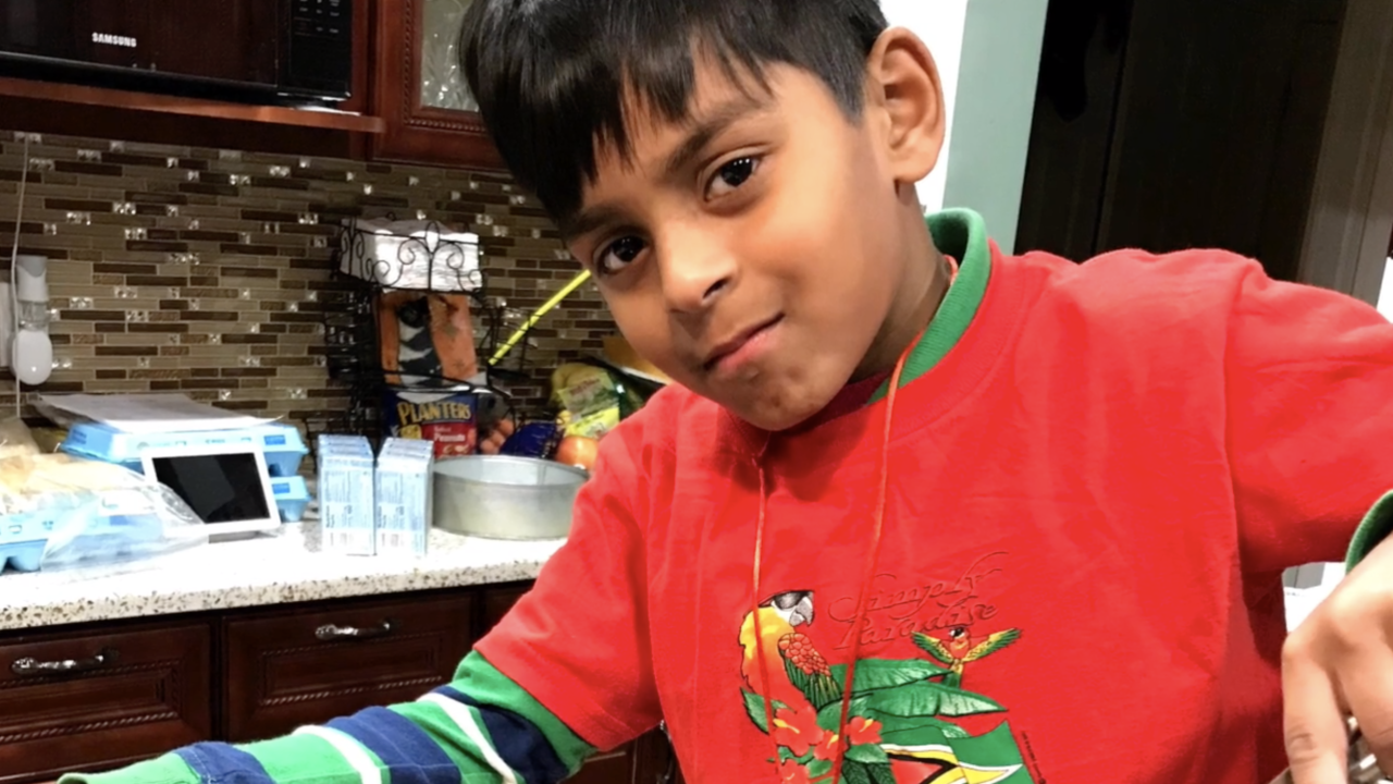 Father describes 8-year-old son's cardiac arrest linked to COVID-19