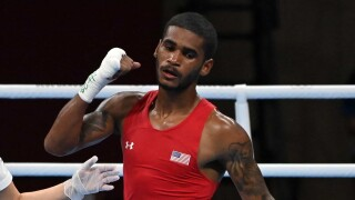 U.S. boxers Delante Johnson and Duke Ragan advance on first day of 2020 Tokyo Olympic Games boxing competition
