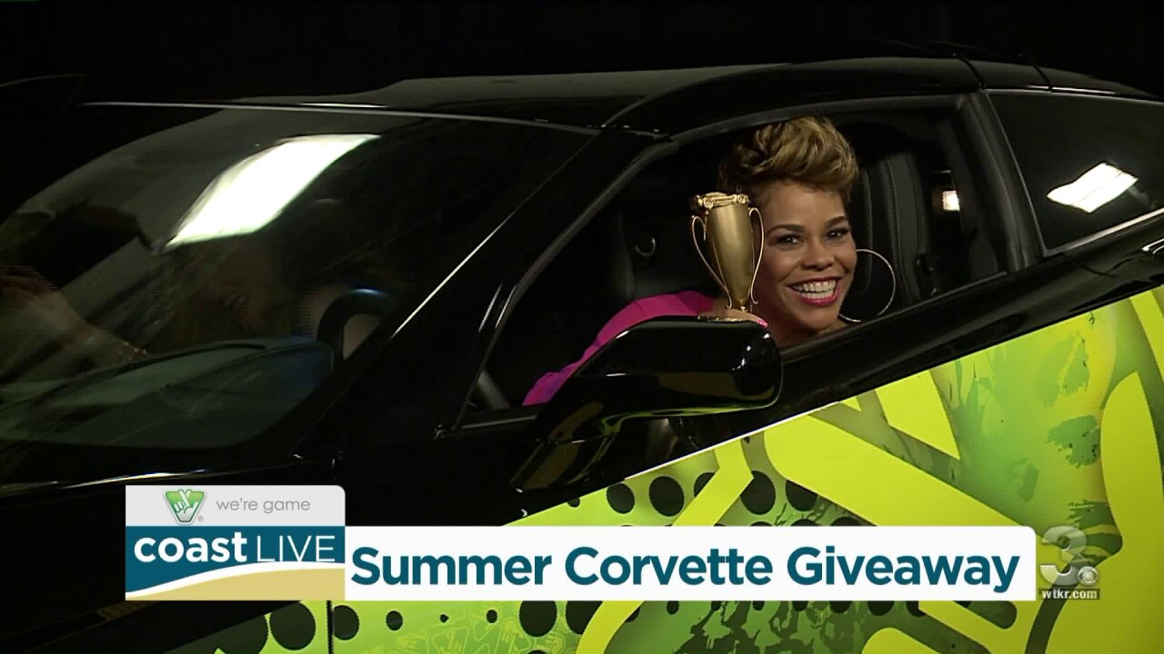 Va Lottery brings games, giveaways, and a brand new Corvette on CoastLive