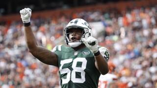 New York Jets v Cleveland Browns Darron Lee