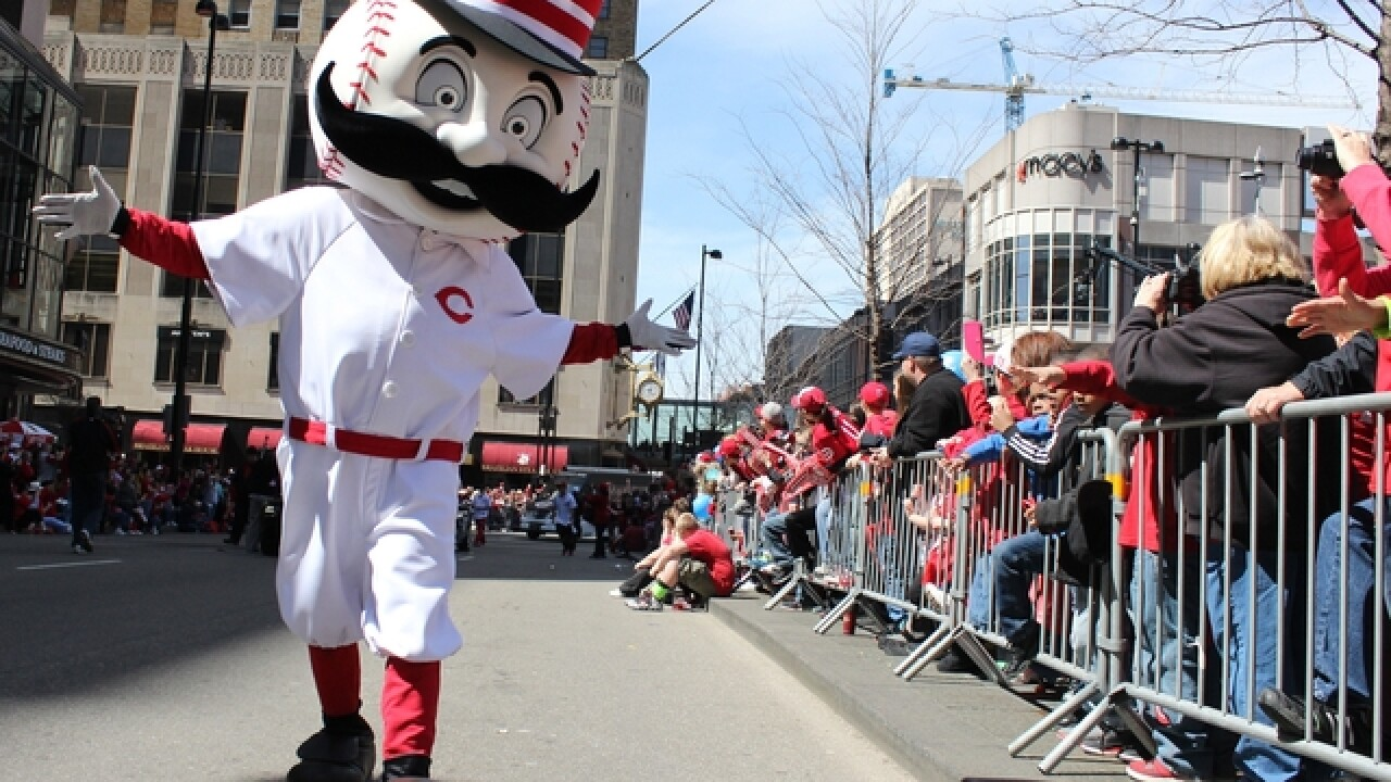 Here are the best spots to watch the Findlay Market Parade