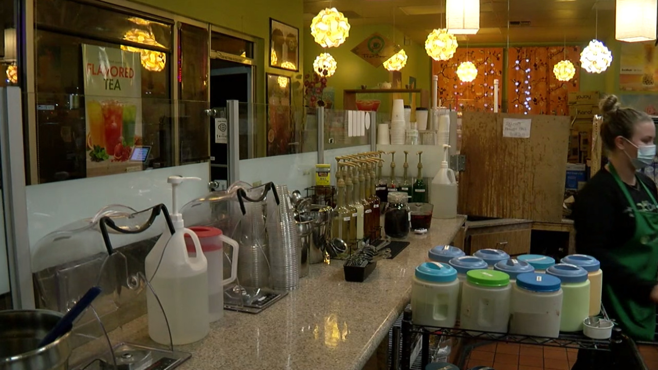 Tea Bar, Bakersfield