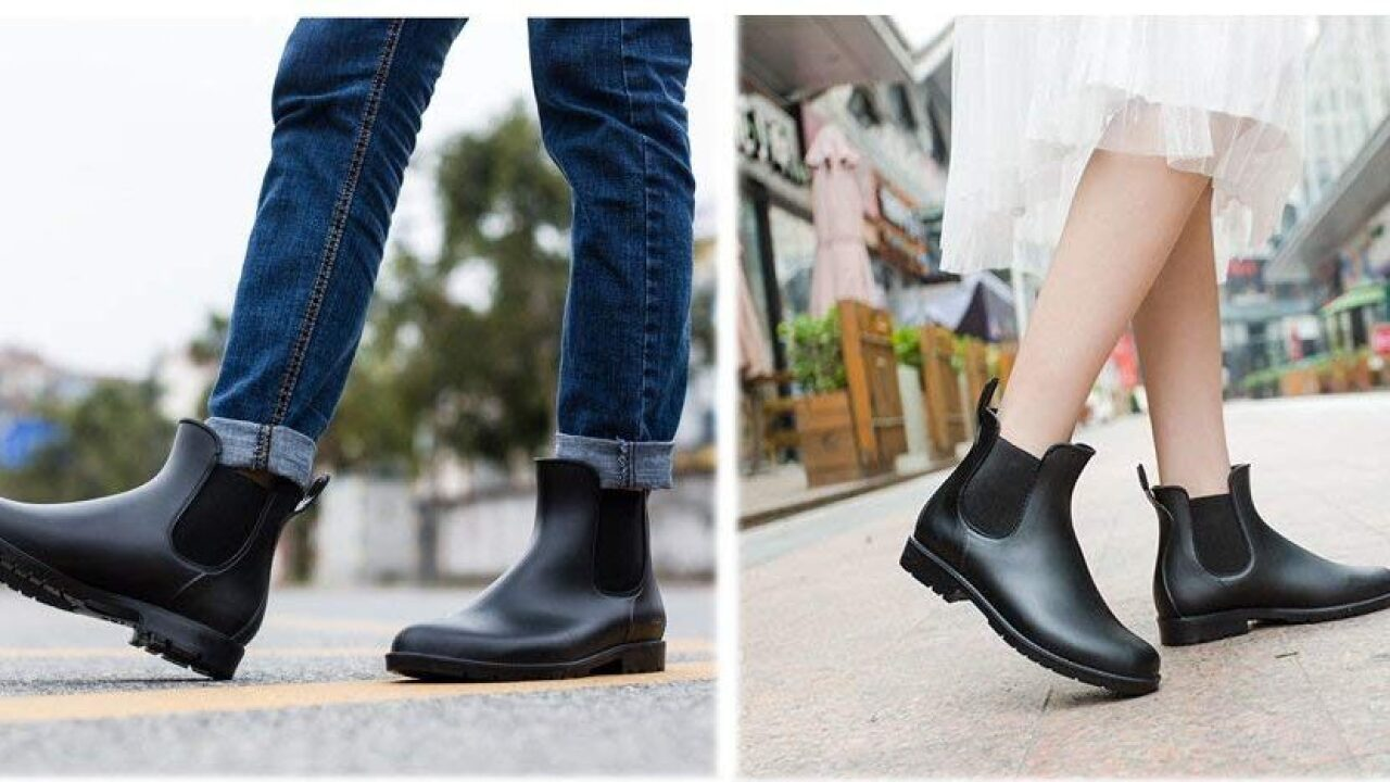 9 popular women's rain boots you can buy on Amazon