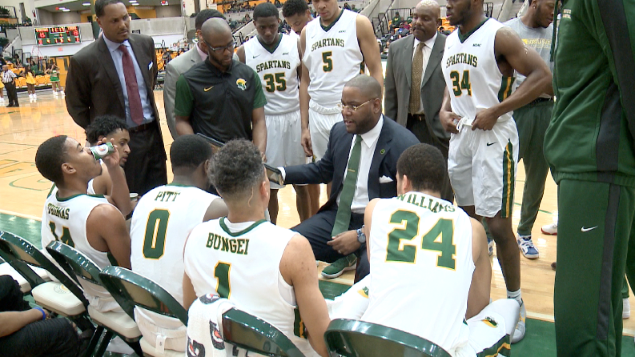Norfolk State tames first place Savannah State85-77