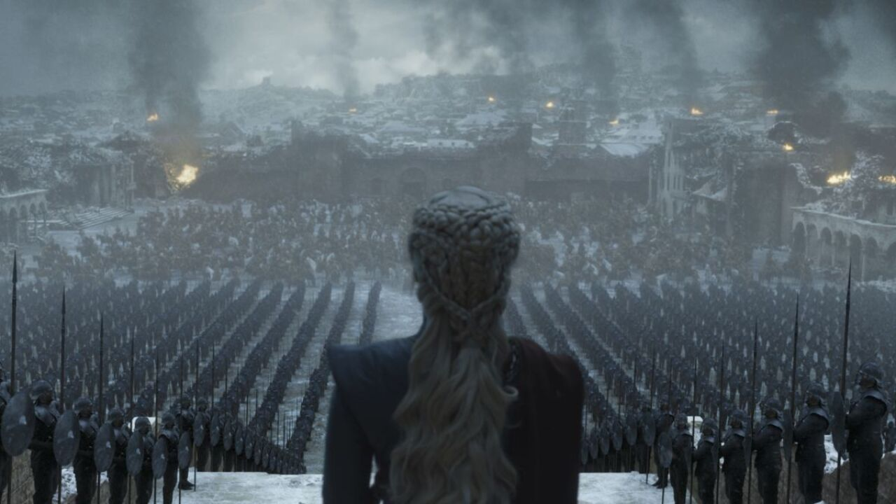 'Game of Thrones' finale recap: Ashes to ashes