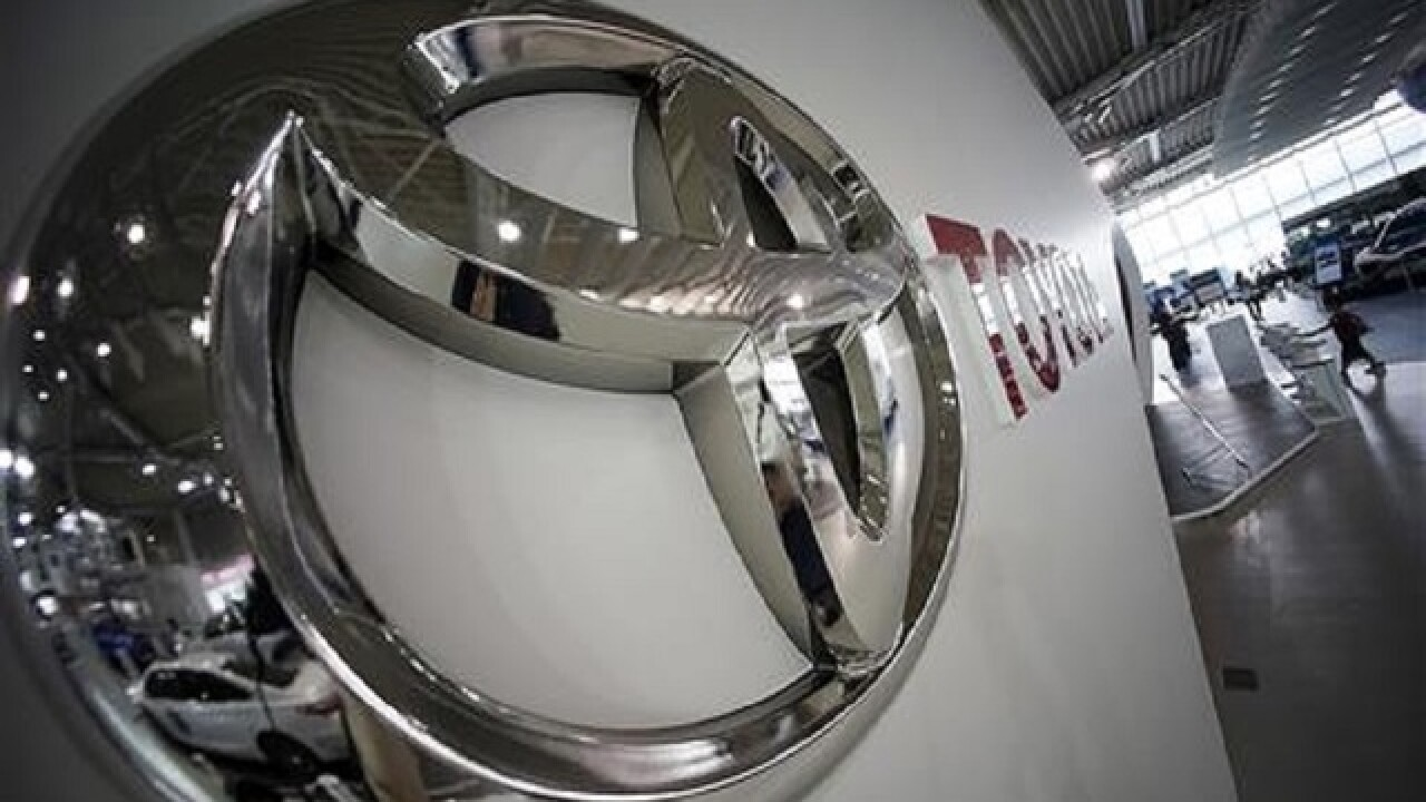 Toyota recalls 4 million vehicles for defective air bags, fuel emission controls