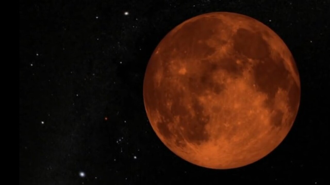 Super Blood Moon Total Eclipse 2015: Everything you need to know