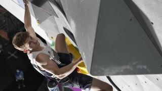 Tokyo Olympics Sport Climbing