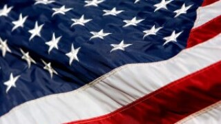 American flags made in China now banned