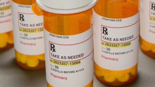 Mom encourages unused prescription drug drop off