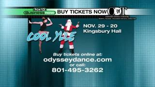 Business Now: Odyssey Dance Theatre – CoolYule