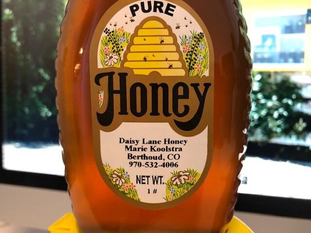 Daisy Lane Honey