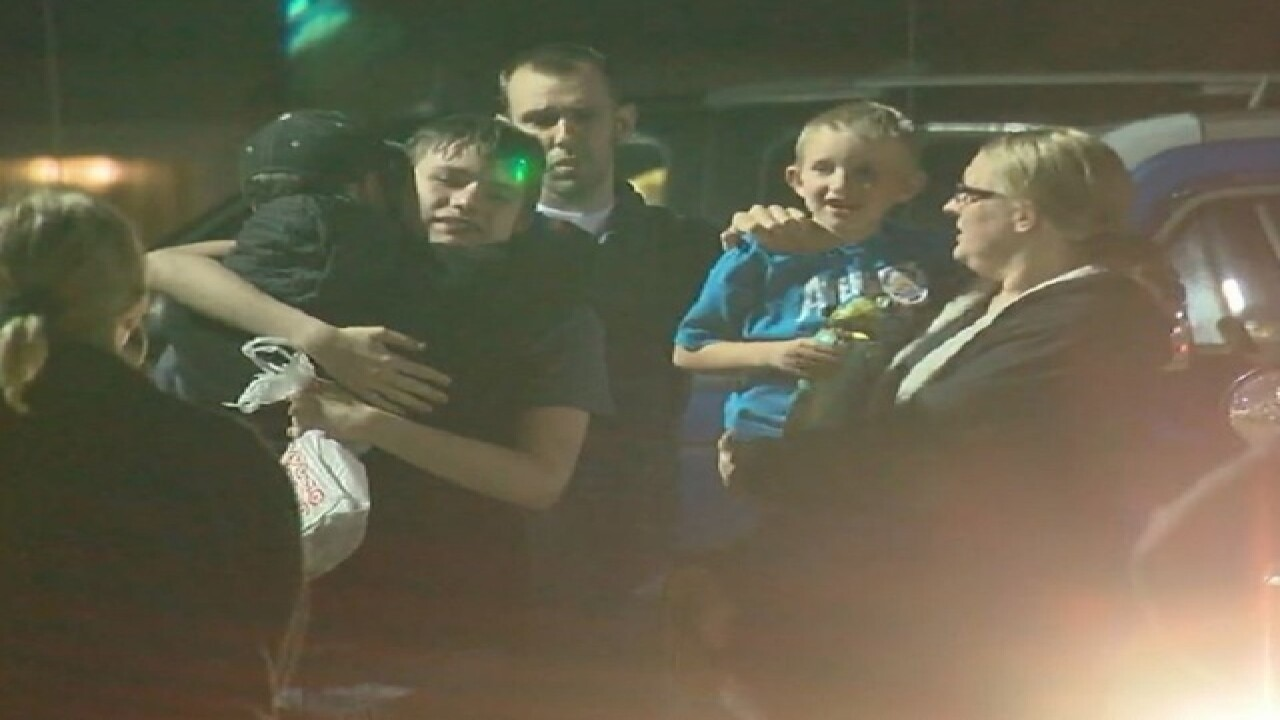 2 Highlands Ranch boys missing since 4 p.m.