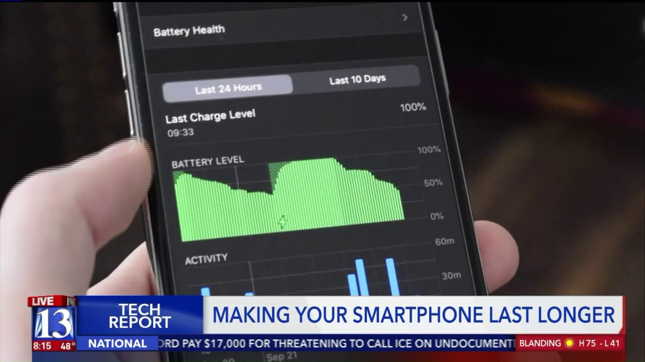 Ways to extend the life of yoursmartphone