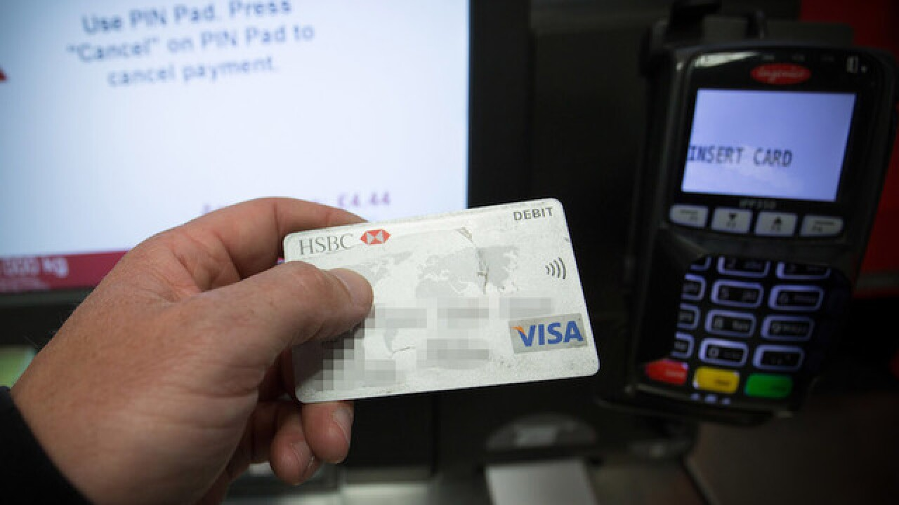One year later, chip cards make transactions safer