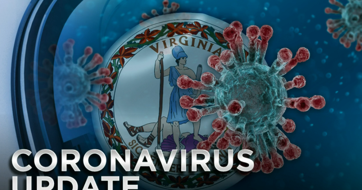 Virginia reports 1,134 COVID-19 cases in a day; Norfolk, Virginia Beach see highest local case increase with 86 combined cases