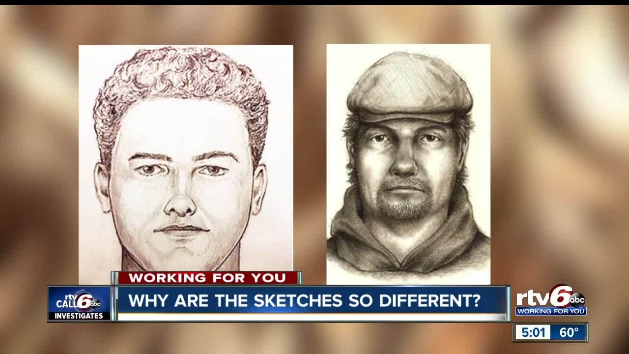 Delphi Murders: Why are the sketches so different?