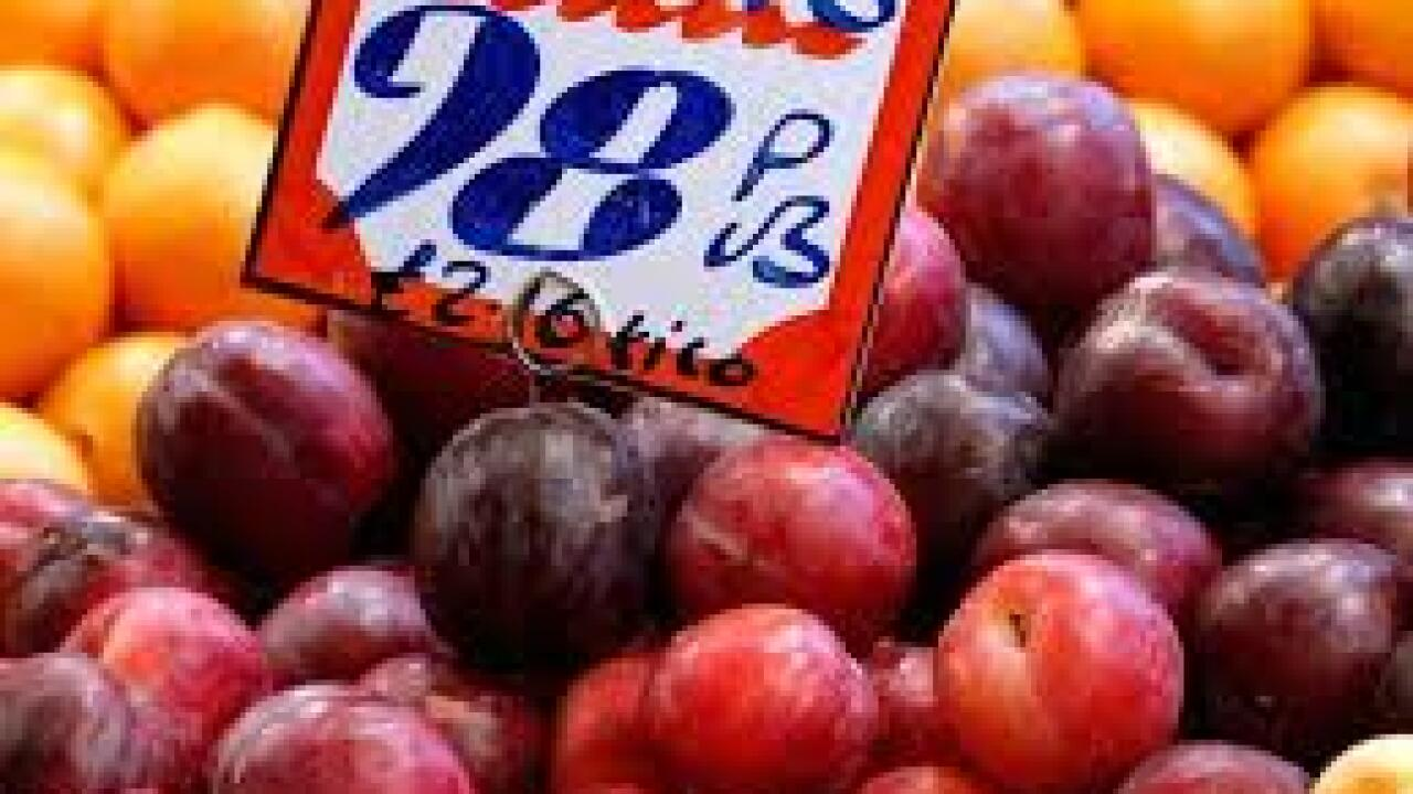 Fresh fruits sold at Costco, Walmart in select states