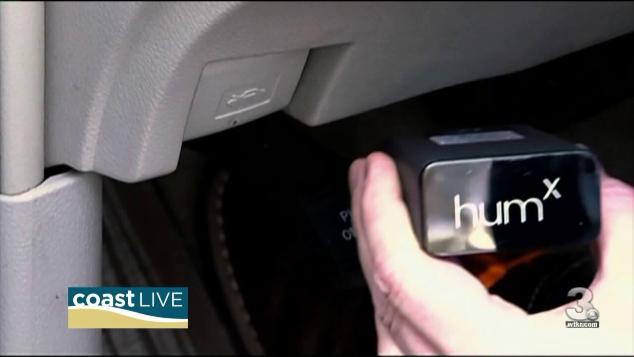 A look at new tech gadgets for the car on CoastLive