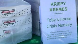 Toby's House Crisis Nursery uses sweet treats to raise money