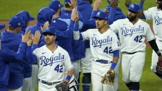 Blue Jays Royals Baseball