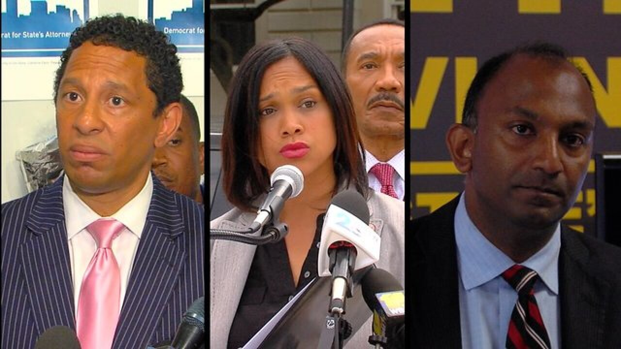 2018 PRIMARIES: Baltimore State's Attorney race