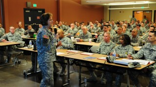 US Army Reserve and US Army Recruiting Partnership Meeting