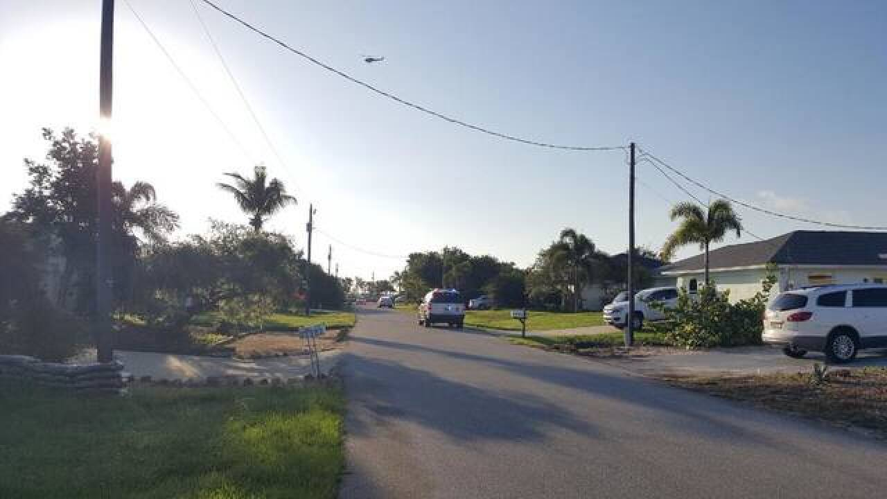 Shots fired investigation in Port Charlotte
