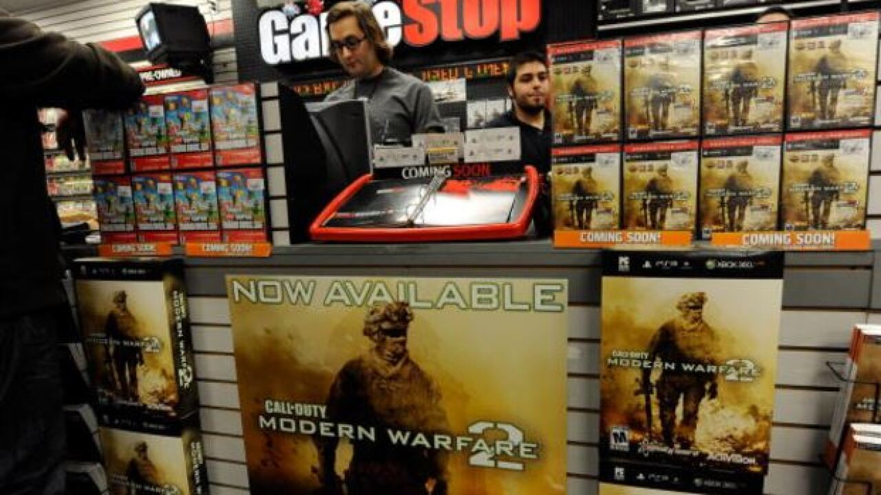 Gamestop Announces In July Plans To Open On Thanksgiving