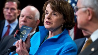 California Democrat Dianne Feinstein noncommittal on 2018 Senate run