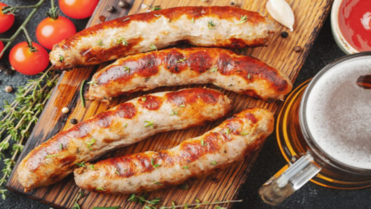 You Can Now Buy Sausage Made With Blue Moon