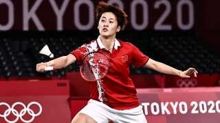 Chen Yufei wins China's fourth badminton medal of 2020 Olympics