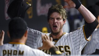 Nationals Padres Baseball Wil Myers