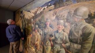 Fort Harrison Mural