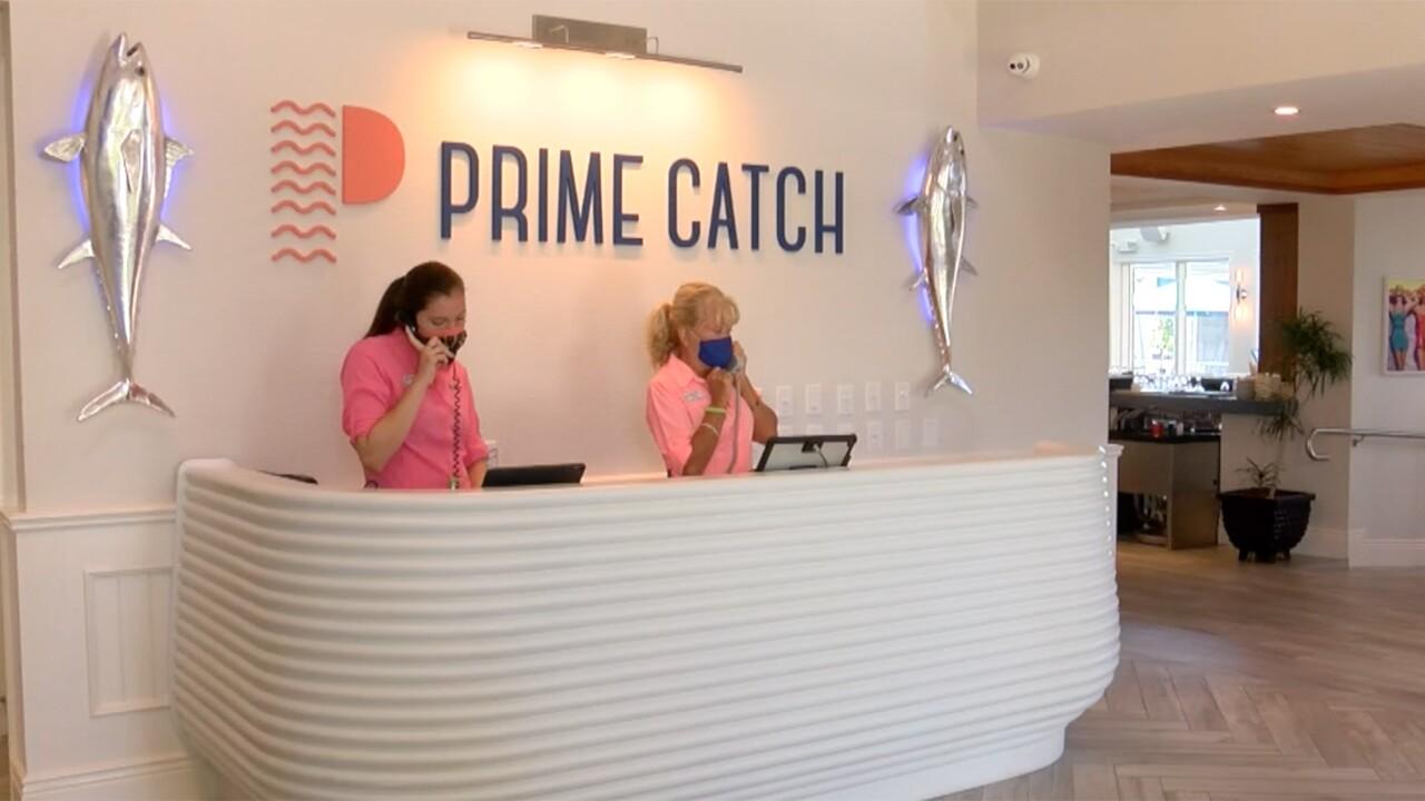 Prime Catch in Boynton Beach