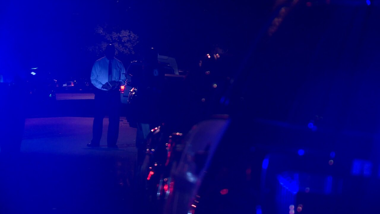Man wounded in Northsideshooting