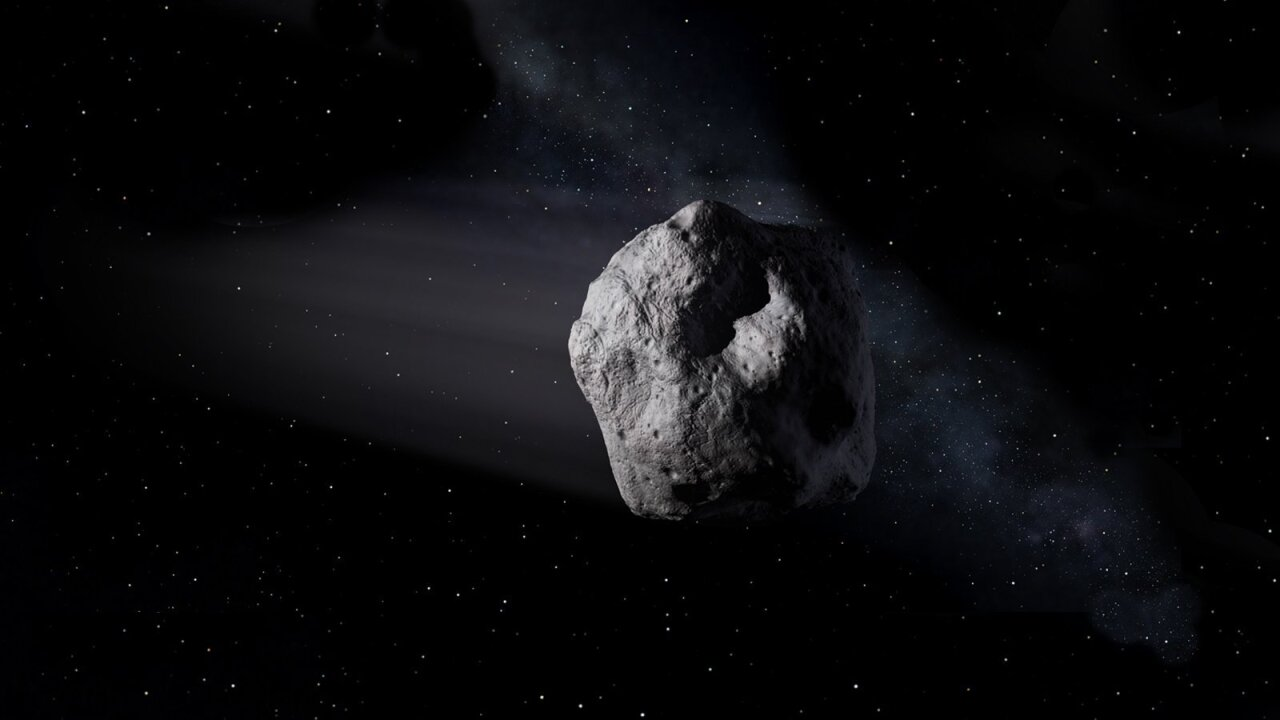 Asteroid larger than some of world's tallest buildings will zip by Earth Saturday