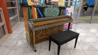 Piano Cleveland launches 'Grand Piano Pursuit', placing 15 pianos turned works of art throughout NEO