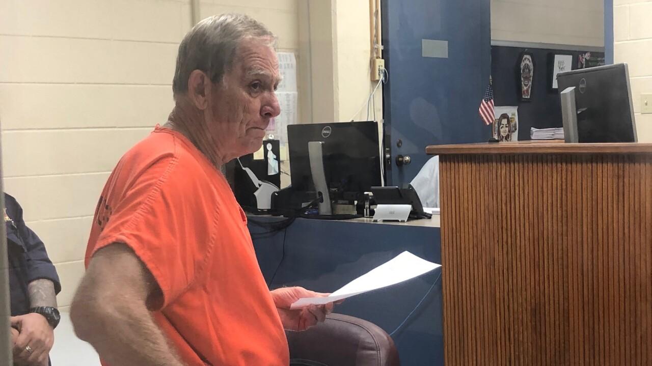 Former judge Guy Williams