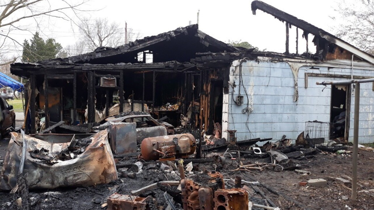Chesapeake family looks for help to rebuild after devastating house fire