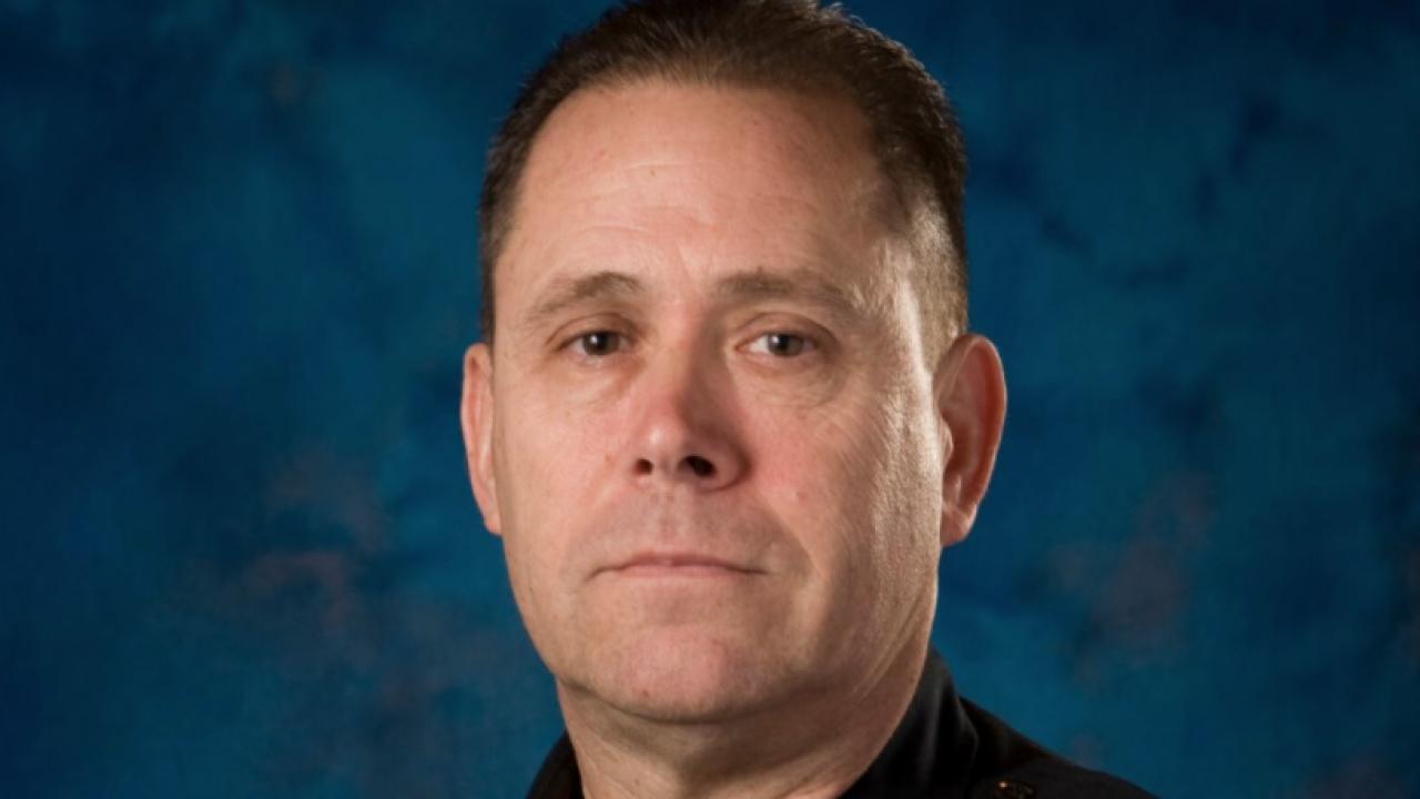 Phoenix Police Commander Greg Carnicle