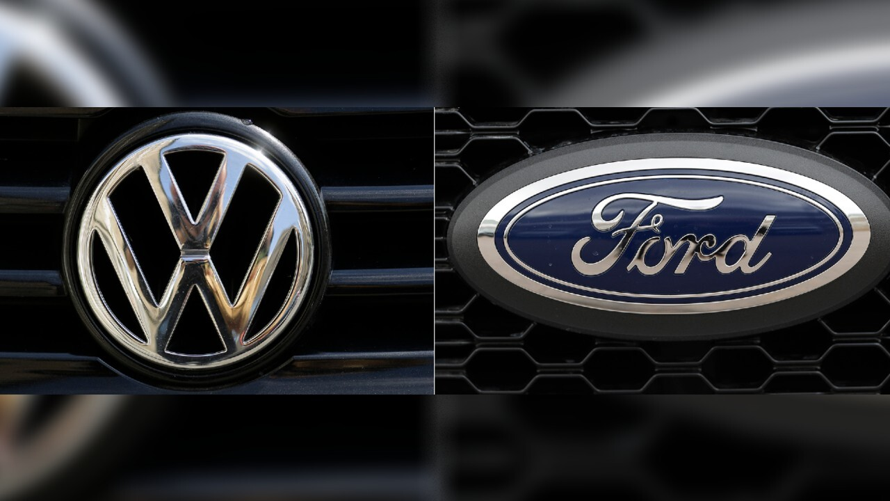 Ford, Volkswagen to collaborate on vans, pickup, electric vehicle