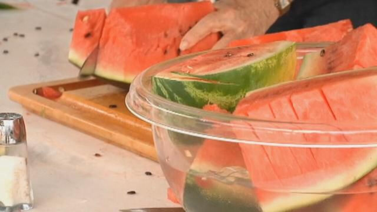 Coming Up is the 66th Annual Watermelon Festival