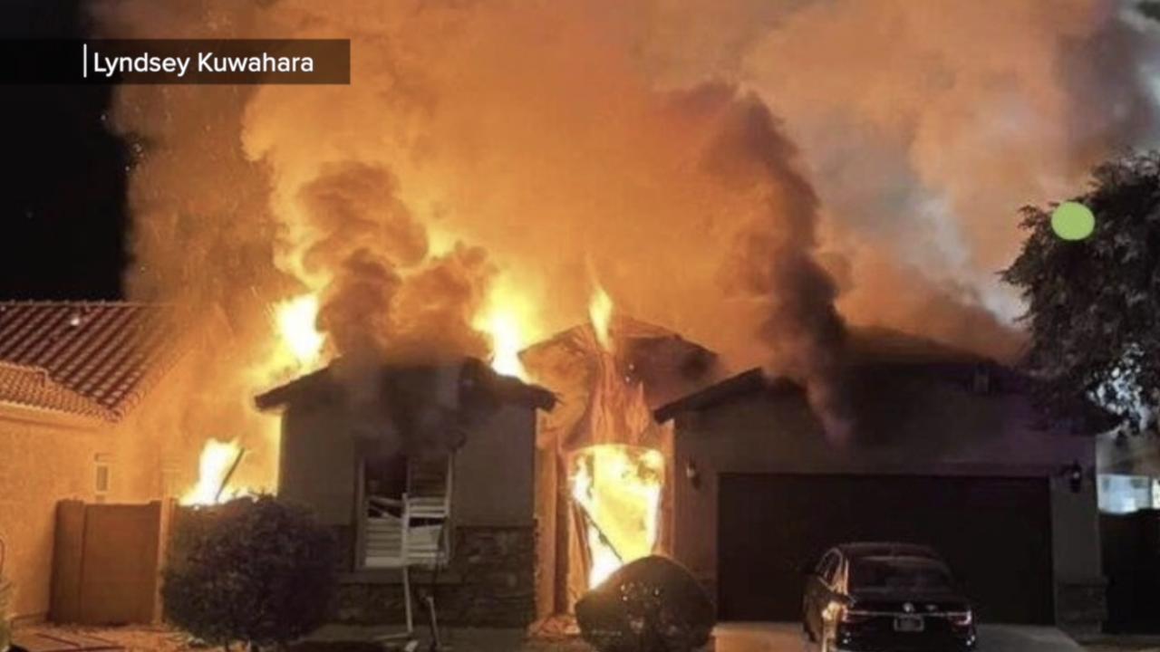 Goodyear House explosion