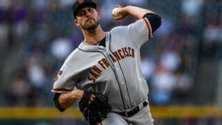 Drew Pomeranz Giants