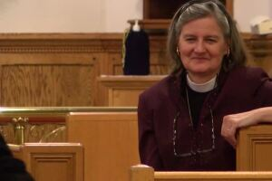 Rev. Marty Stebbins elected as first woman Bishop of Episcopal Diocese of Montana